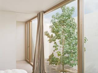 Rossetti+Wyss Architektenが手掛けた寝室