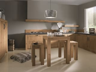Country style kitchen by raphaeldesign Country