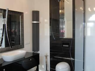 Art&Design Studio Projektowe Kinga Śliwa Modern bathroom