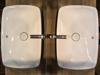 Anne Martins Design Modern Bathroom