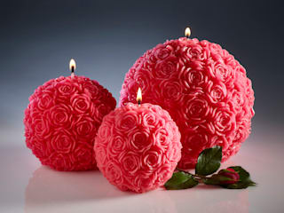 Rose Candles Amelia Candles SalonAccessoires & décorations