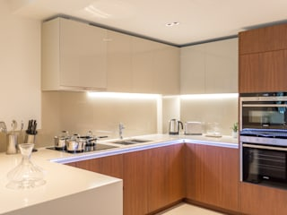 Interior Design : Kewbridge Modern Kitchen by In:Style Direct Modern
