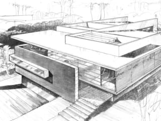 Modern Houses by ELITE ARQUITECTOS Modern