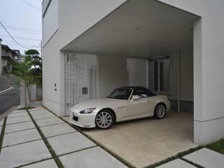 谷津の家 豊かな陽ざしにも関わらず、プライバシーに気を遣わなくてすむ家: アトリエ24一級建築士事務所が手掛けた家です。