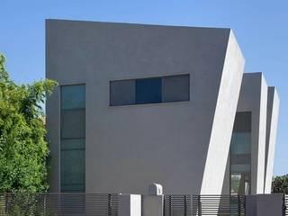 Fachada externa: Casas de estilo  de Capital Conceptual
