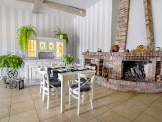 Restauracja 'Mustang' - Bytom.: styl , w kategorii Gastronomia zaprojektowany przez PR Architects Sp z o. o. Pala&Rodek