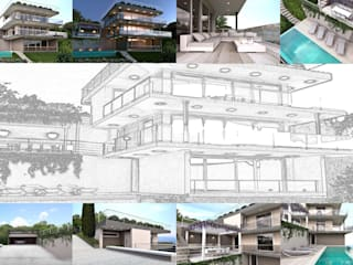 ARTREADY Modern houses