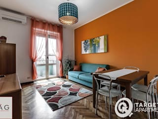 Modern living room by Architrek Modern