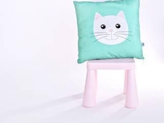 Szary kotek do przytulania: styl , w kategorii  zaprojektowany przez Ma Zo Kreacja