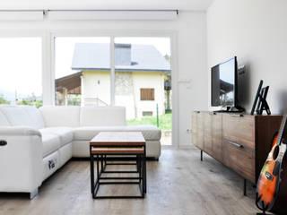 Una casa Cube con piezas de Cube Deco de Cube Deco Escandinavo