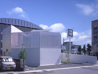 宇宿の住宅 アトリエ環 建築設計事務所 モダンな 家