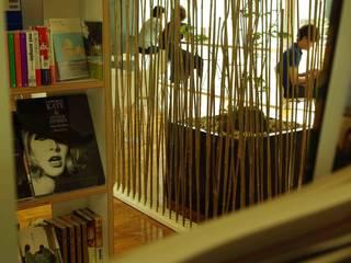 transitory garden 山越健造デザインスタジオ Kenzo Yamakoshi Design Studio モダンな商業空間
