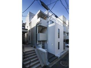 LIVES COMPLEX ,Tokyo: mindscape design factoryが手掛けた家です。