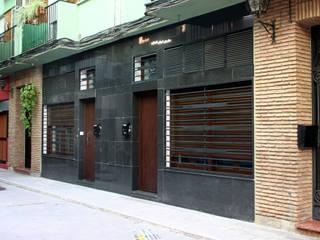 Mohedano Estudio de Arquitectura S.L.P. Nowoczesne domy
