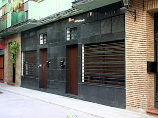 Modern houses by Mohedano Estudio de Arquitectura S.L.P. Modern
