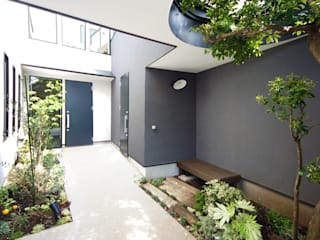 Modern Garden by TERAJIMA ARCHITECTS Modern