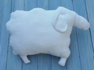 mouton en lin ancien:  de style  par Léo et Léonie