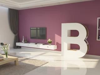 KletterLetter®  Luxus Katzenmöbel Buchstabe B:   von GREAT INNOVATIVE MINDS UG (haftungsbeschränkt)