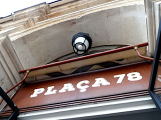 Plaça 78: Bares y Clubs de estilo  de Pilar Molina