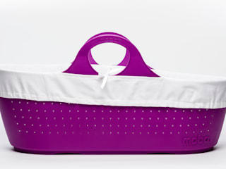 Moba Moses Basket and Bedding: modern  by Moba, Modern