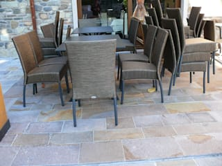STILE SAS Mediterranean walls & floors Stone