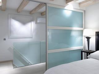 Appartement W.: Salle de bains de style  par Alba