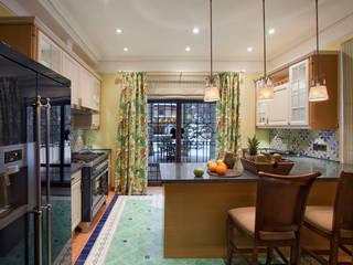 Abwarten! Mediterranean style kitchen