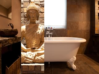 Asian style bathroom by LAdesign Asian