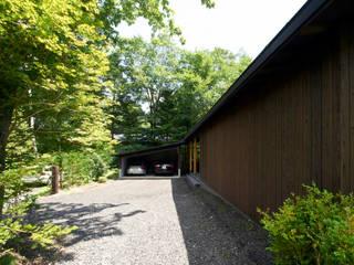 Villa of Karuizawa: ARCHI-FACTORY architects officeが手掛けた家です。