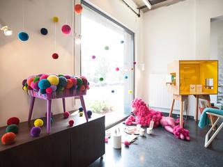 Ausstellung MYK Berlin, Myra Klose:   von The Amazing Crocodile Design Store