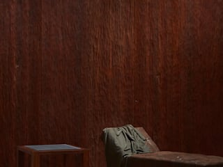 Wall panelling Paredes y pisos de estilo ecléctico de muto Ecléctico