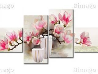 Parfum de magnolias par bimago.fr Classique