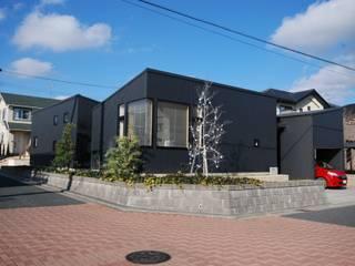 Maisons de style  par 一級建築士事務所A-SA工房