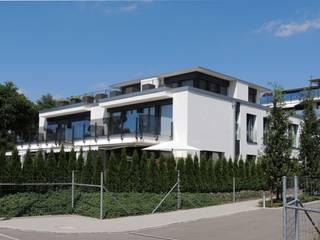 Wohnüberbauung, Bassersdorf:  Häuser von WAP Wagner Architekten + Partner AG