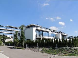 Wohnüberbauung, Bassersdorf: moderne Häuser von WAP Wagner Architekten + Partner AG
