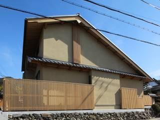 外観: ATS造家設計事務所が手掛けた家です。