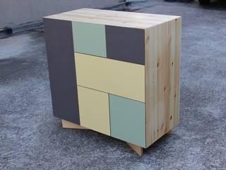 Sideboard 001:   von Daniel Gaspers Möbeldesign