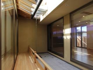 光庭: ATS造家設計事務所が手掛けた庭です。