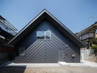 by 中西ひろむ建築設計事務所/Hiromu Nakanishi Architects Eclectic