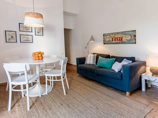 Livings de estilo mediterraneo por Home Staging Factory