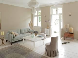 Wohnzimmer Klassische Wohnzimmer von homify Klassisch