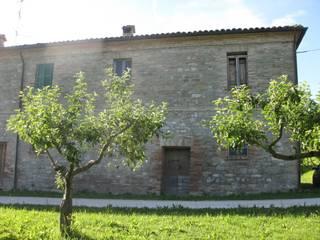Vendesi meravigliosa proprietà rurale nelle Marche Giardino rurale di Appennino Casa Rurale