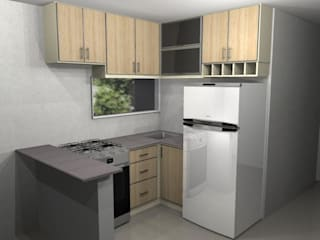 Muebles del angel KitchenBench tops