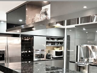 Estudio Arqt KitchenStorage