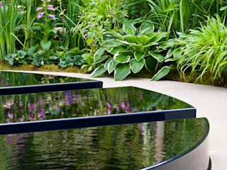 RHS Chelsea 2015 - Breakthrough Breast Cancer garden:  Garden by Ruth Willmott