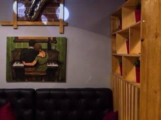 Bars & clubs modernes par Частный дизайнер и декоратор Девятайкина Софья Moderne