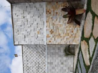 rustic  by DECOR PEDRAS PISOS E REVESTIMENTOS, Rustic