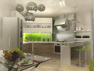 Мозжерина Марина ห้องครัว