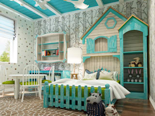 by Sweet Hoome Interiors Сучасний