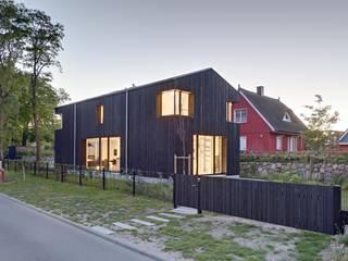 Huizen door Haus Wieckin